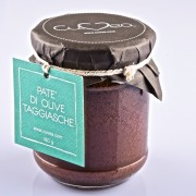 Taggiasca Oliven Saucen