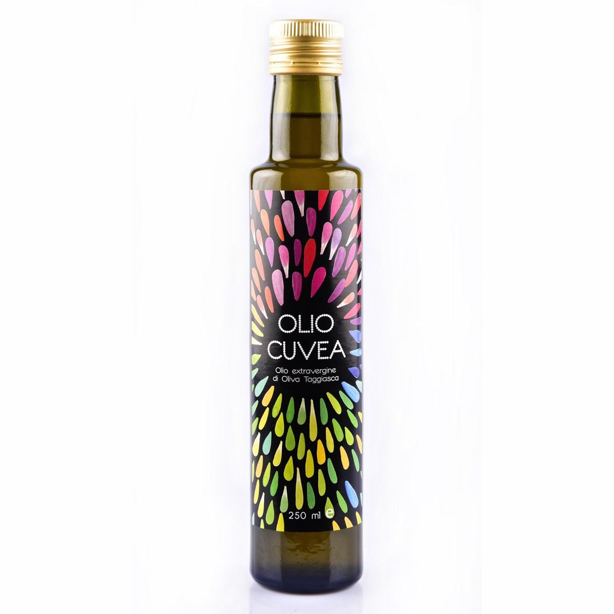 Taggiasca Olivenöl Cuvea - Extra natives olivenöl aus Ligurien